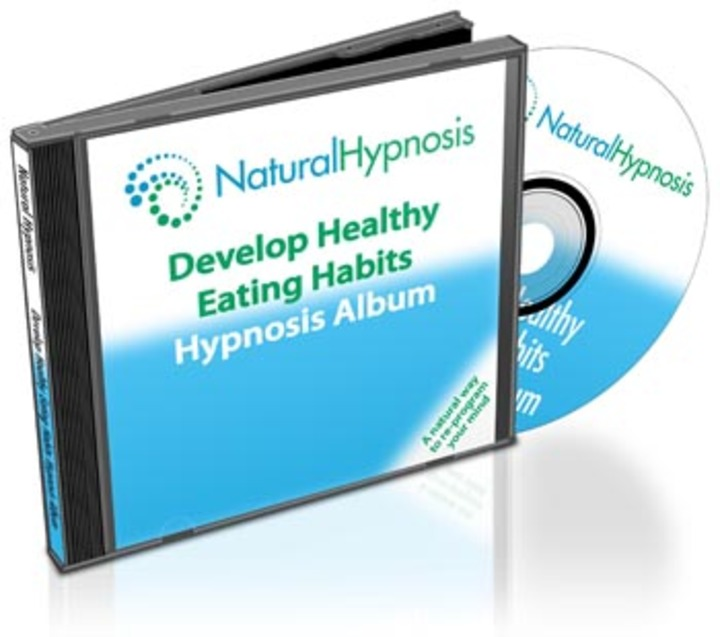 Develop Healthy Eating Habits CD Album Cover