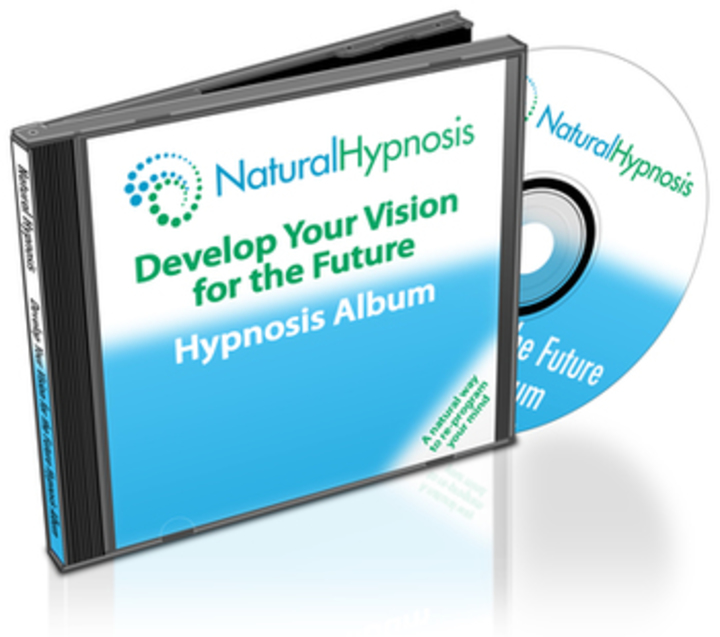 Develop Your Vision for the Future CD Album Cover