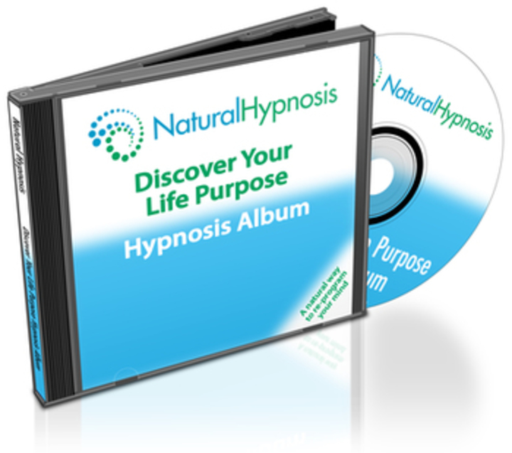 Discover Your Life Purpose CD Album Cover