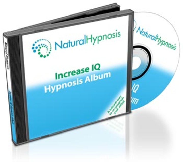 Increase IQ CD Album Cover