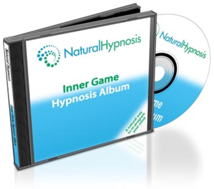 Inner Game CD Album Cover