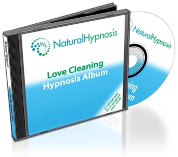 Love Cleaning CD Album Cover
