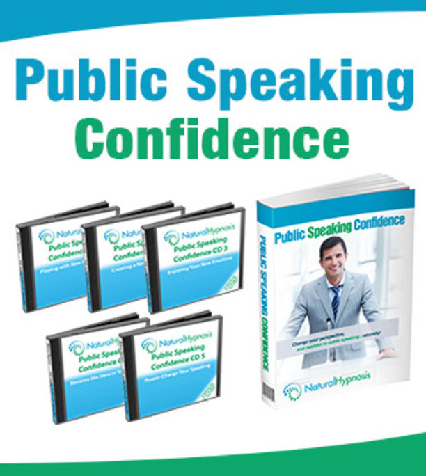 Public Speaking Confidence Hypnosis
